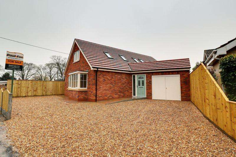 3 Bedrooms Detached House for sale in Station Road, Hibaldstow