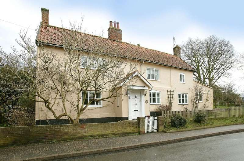 3 Bedrooms Cottage House for sale in Dereham Road, Mattishall