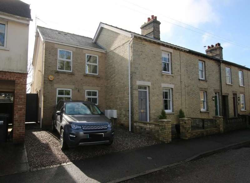 3 Bedrooms End Of Terrace House for sale in Main Street, Witchford