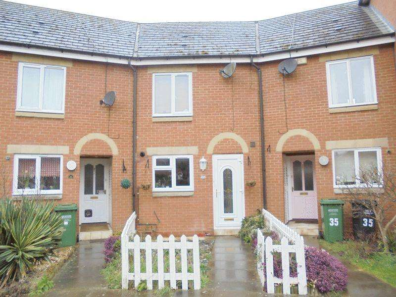 3 Bedrooms Terraced House for sale in Shepherds Pool, Evesham