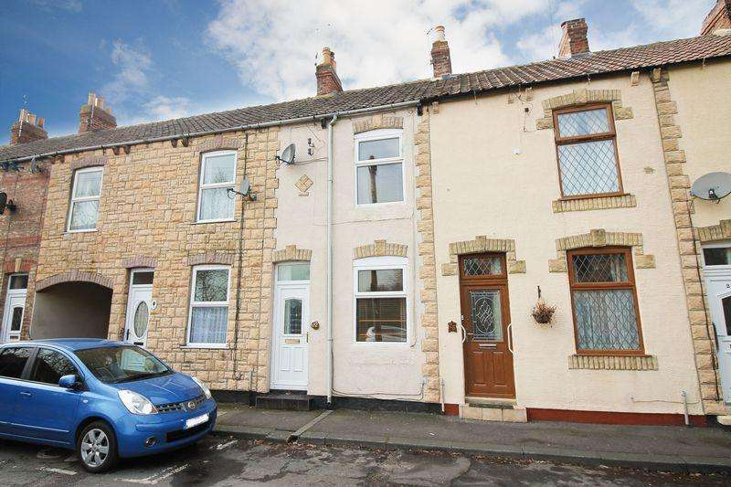 2 Bedrooms Terraced House for sale in Lickley Street, Ripon