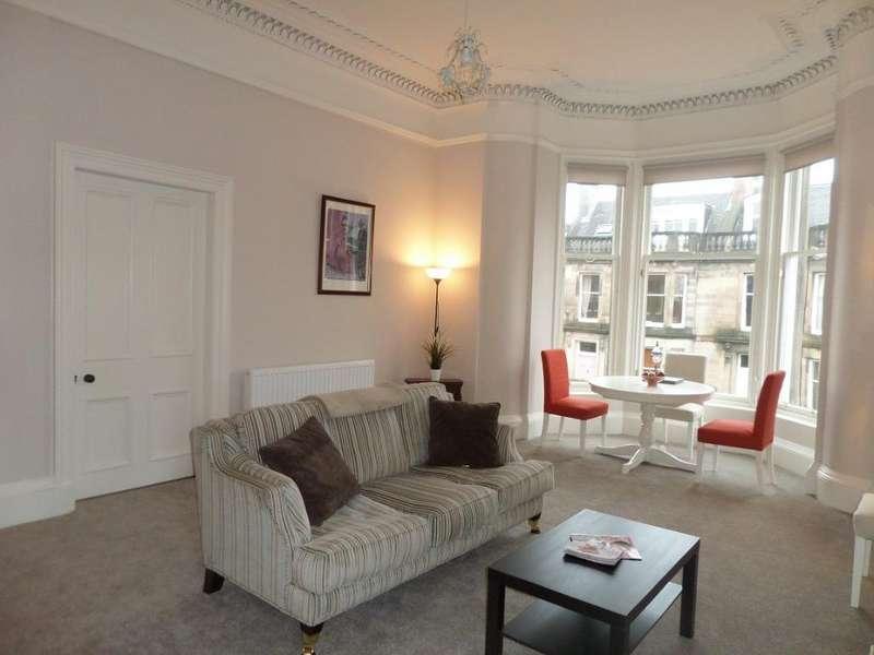 2 Bedrooms Flat for rent in Lennox Street, New Town, Edinburgh, EH4 1QA