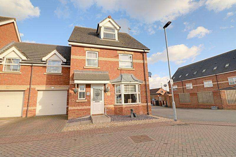 4 Bedrooms House for sale in Birch Drive, Scunthorpe