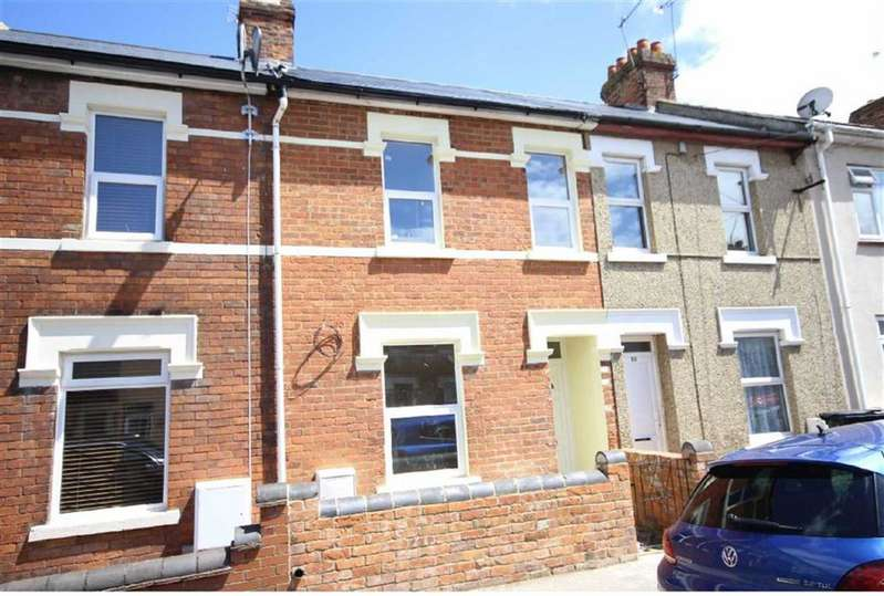 2 Bedrooms Terraced House for rent in Deburgh Street, Swindon, Wiltshire