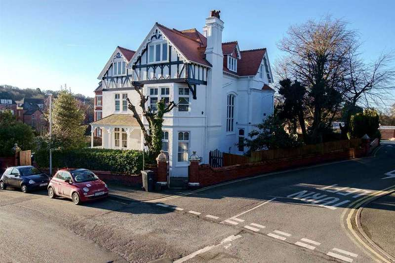 1 Bedroom Apartment Flat for sale in Cecil Lodge, Spa Road, Llandrindod Wells