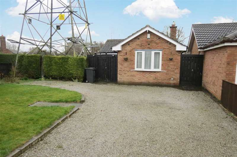 2 Bedrooms Detached Bungalow for sale in Westcliffe Road, Ruskington