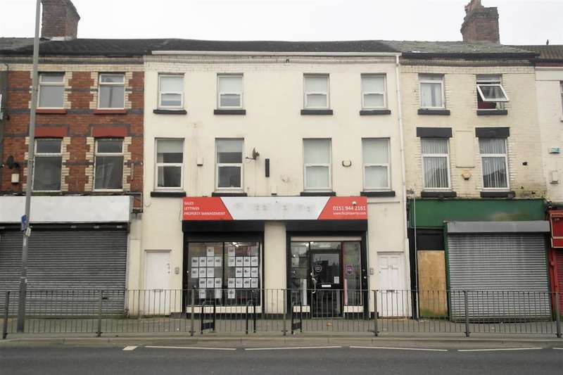 4 Bedrooms Apartment Flat for sale in Oakfield Road, Anfield, Liverpool