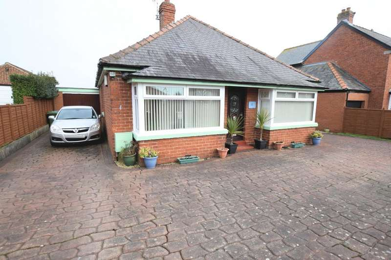 4 Bedrooms Detached Bungalow for sale in Crab Lane, Crossgates, Scarborough, North Yorkshire YO12 4JY