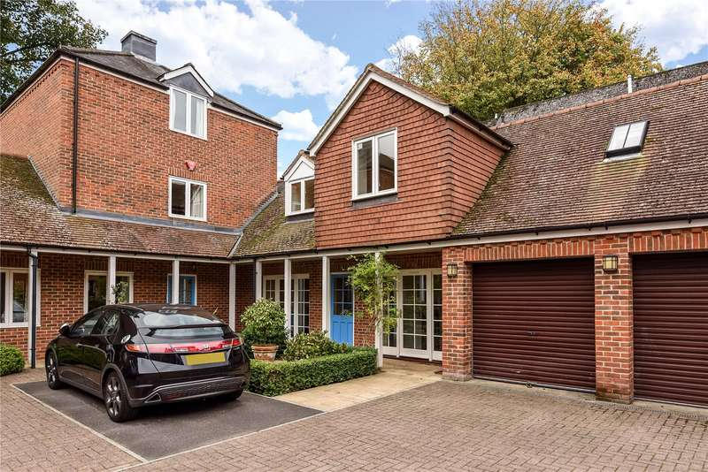 3 Bedrooms House for sale in Albion Place, Winchester, Hampshire, SO23
