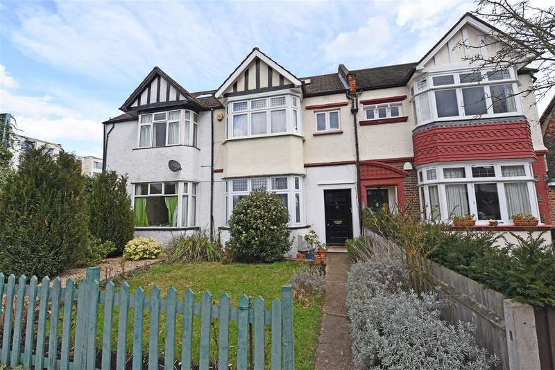 2 Bedrooms Apartment Flat for sale in Merton Hall Road, Wimbledon