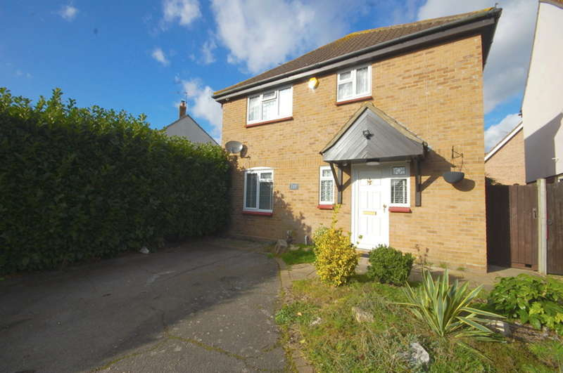 4 Bedrooms Detached House for sale in Cartwright Walk, Chelmer Village, Chelmsford, CM2