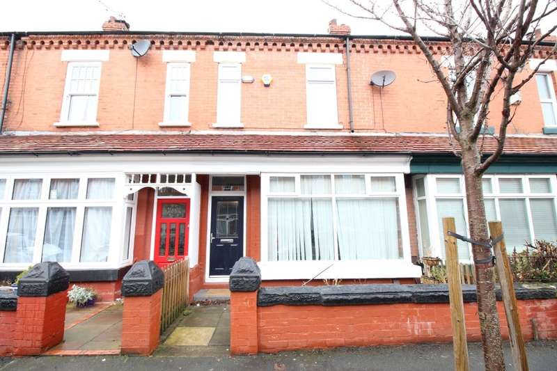 4 Bedrooms Terraced House for sale in Moreton Avenue, Stretford, Manchester, M32
