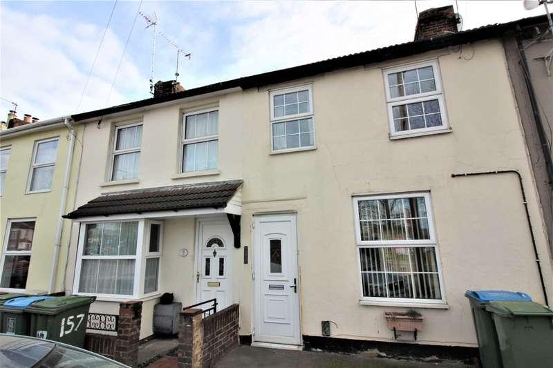 3 Bedrooms Terraced House for rent in Park Street, Aylesbury