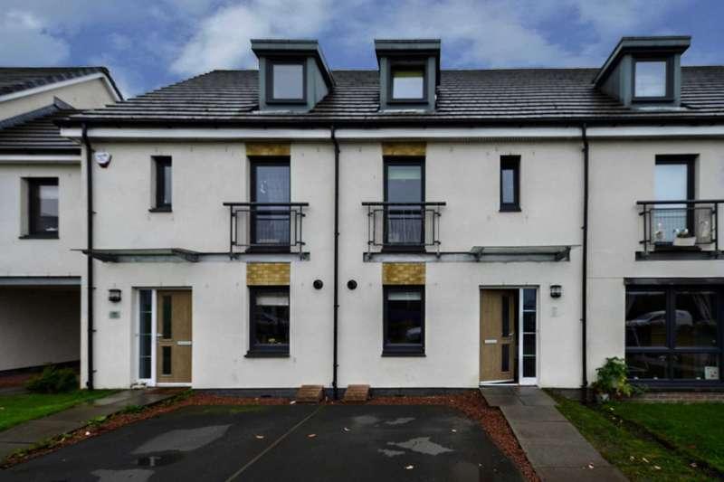 3 Bedrooms Town House for sale in Andrew Avenue, Renfrew