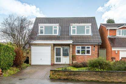 4 Bedrooms Detached House for sale in Heath Street, Hednesford, Staffordshire, United Kingdom