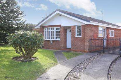 2 Bedrooms Bungalow for sale in Westering Parkway, Moseley Parklands, Wolverhampton, West Midlands