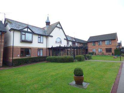 2 Bedrooms Retirement Property for sale in Jasmine Court, South Wigston, Leicestershire