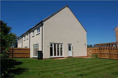 3 Bedrooms End Of Terrace House for rent in Stone Hill View, Abbots Road, Hanham