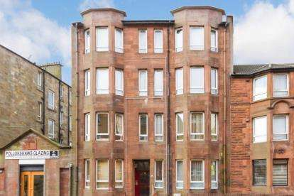 1 Bedroom Flat for sale in Macdougall Street, Glasgow, Lanarkshire