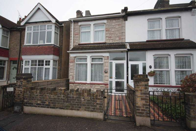 3 Bedrooms End Of Terrace House for sale in High Street, Shoeburyness