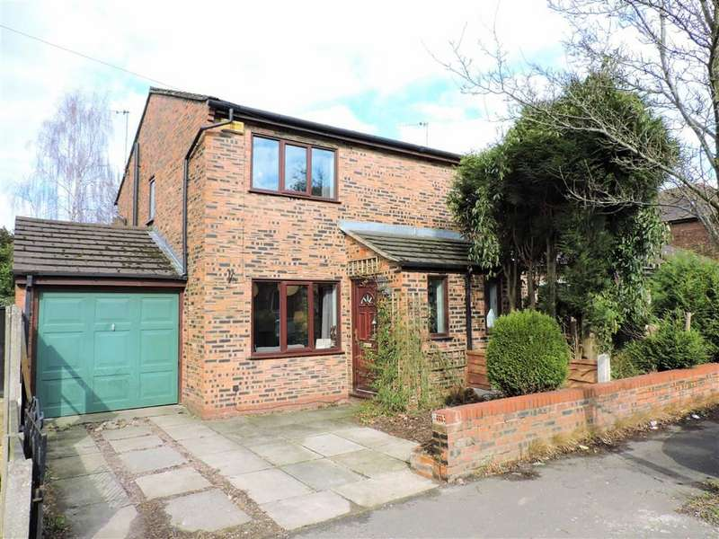 2 Bedrooms Semi Detached House for sale in Grangethorpe Drive, Manchester