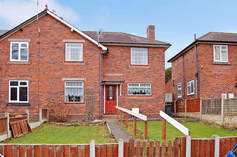2 Bedrooms Semi Detached House for sale in Quarry Brow, Dudley, DY3 1UD