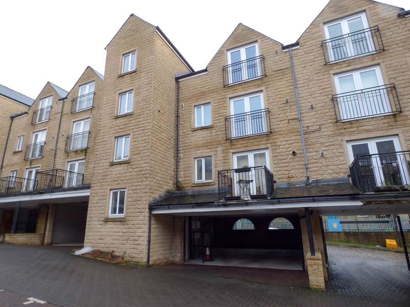 2 Bedrooms Apartment Flat for sale in Winchester Court, Boothtown, Halifax, HX3 6PG