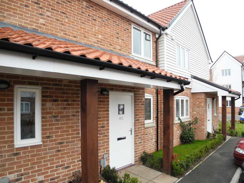 2 Bedrooms Terraced House for sale in Pirnhow Street, Ditchingham