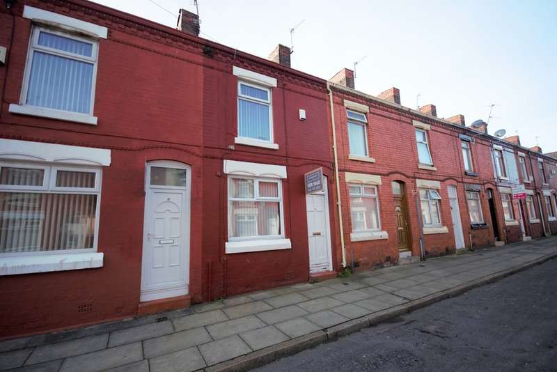 2 Bedrooms Terraced House for sale in Dentwood Street, Liverpool L8