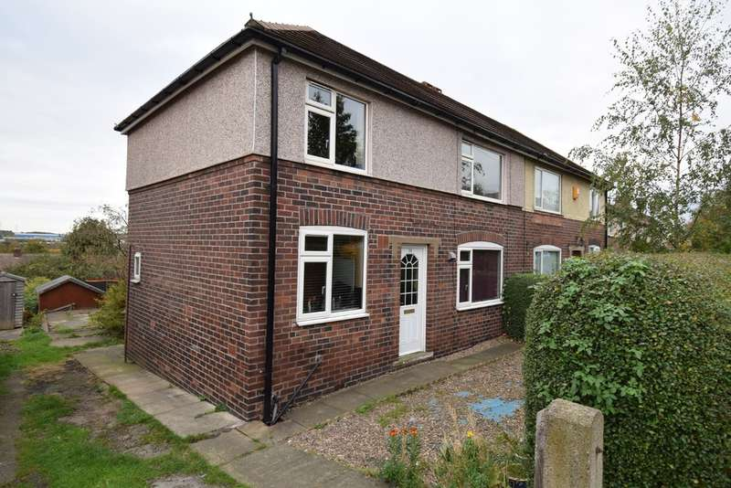 3 Bedrooms Semi Detached House for sale in Childs Road, Alverthorpe, Wakefield