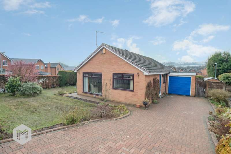 2 Bedrooms Bungalow for sale in Hunt Fold Drive, Greenmount, Bury, BL8