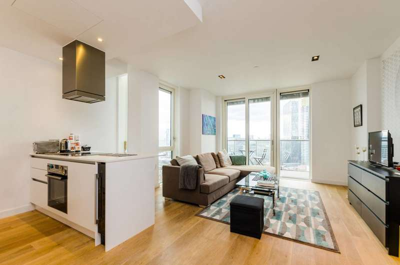 3 Bedrooms Flat for sale in Avantgarde Place, Shoreditch, E1