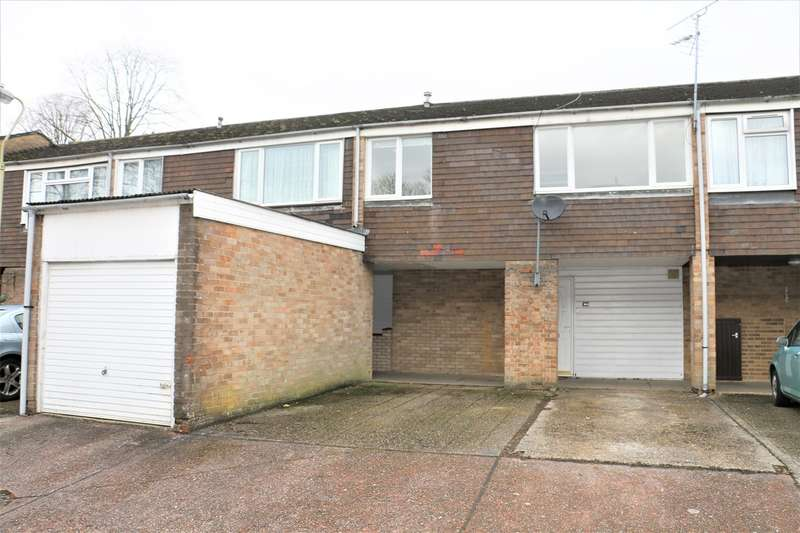 4 Bedrooms Terraced House for rent in Mullins Close, Basingstoke, RG21