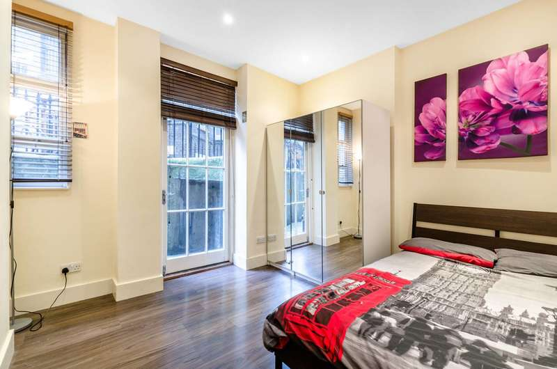 1 Bedroom Flat for sale in Cavendish Mansions, Farringdon, EC1R