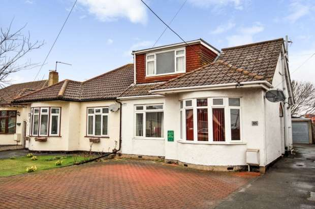 4 Bedrooms Semi Detached Bungalow for sale in Oxford Road, Rochford, Essex, SS4 1TF