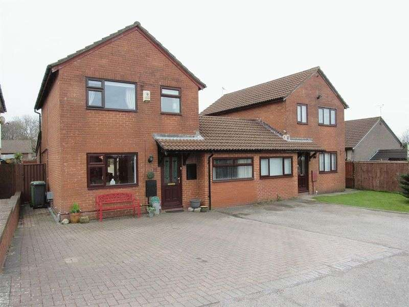 Property for sale in Deepfield Close St Fagans Cardiff CF5 4SH