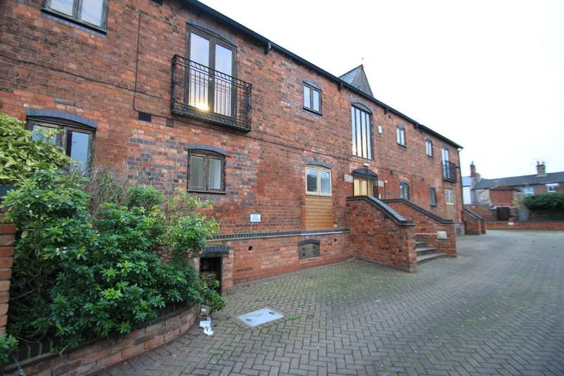 2 Bedrooms Flat for rent in Telegraph Street, , Stafford, Staffordshire ST17