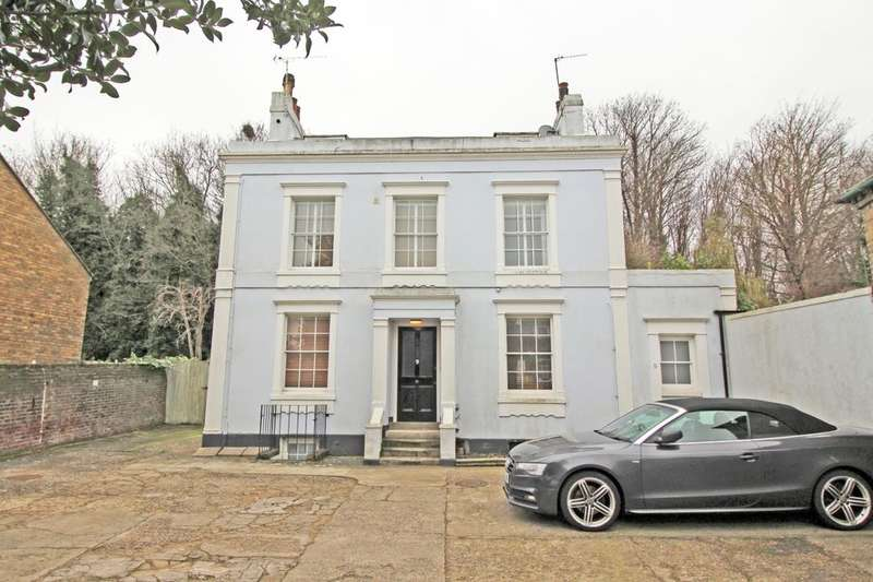 1 Bedroom Flat for sale in High Street, Greenhithe, DA9