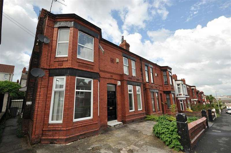 2 Bedrooms Ground Flat for rent in Denton Drive, Wallasey, CH45 7QS