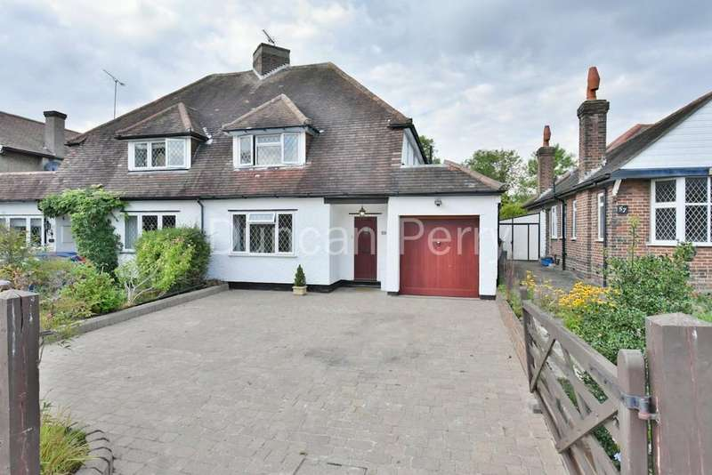 3 Bedrooms Semi Detached House for sale in Billy Lows Lane, Potters Bar