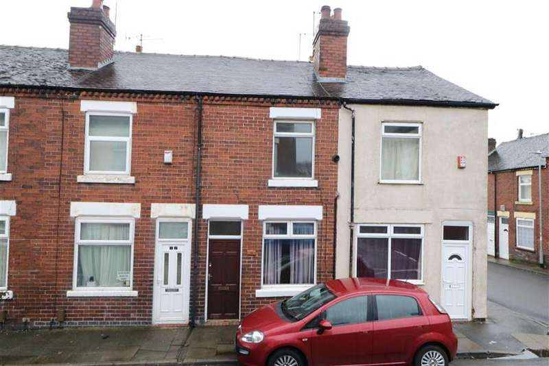 2 Bedrooms Terraced House for sale in Orion Street, Smallthorne, Stoke-on-Trent