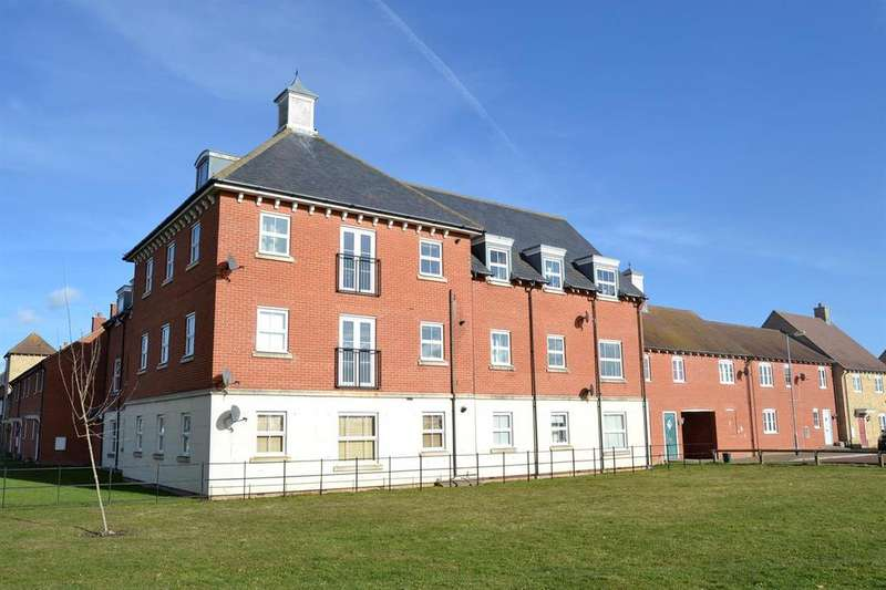 2 Bedrooms Apartment Flat for sale in Valentinus Crescent, Colchester, CO2 7QG