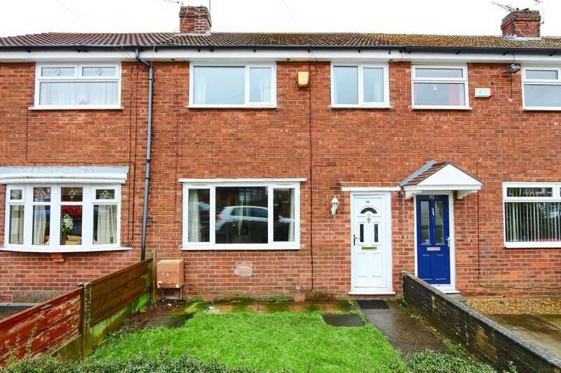 2 Bedrooms Terraced House for sale in 89 Harewood Road, Irlam