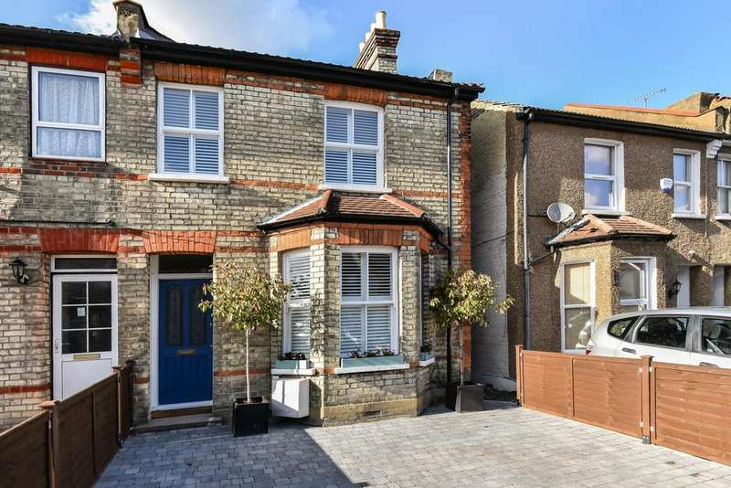 3 Bedrooms Semi Detached House for sale in Southlands Road, Bromley