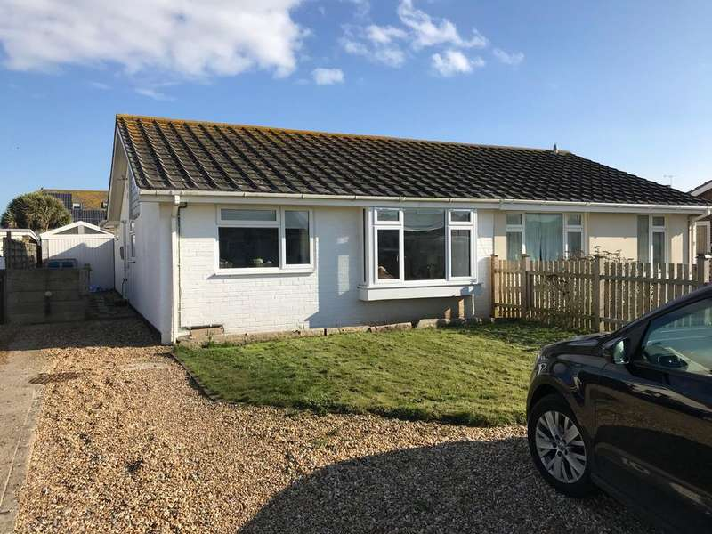 2 Bedrooms Semi Detached Bungalow for sale in Third Avenue, Bracklesham, PO20