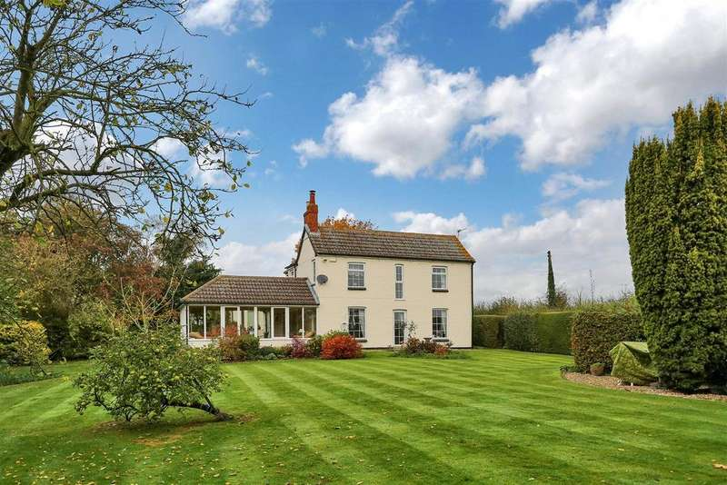 4 Bedrooms Detached House for sale in Fishpond Lane, Barkestone, Nottingham