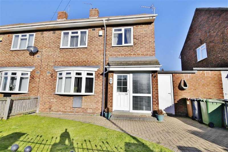 3 Bedrooms Semi Detached House for sale in Sunningdale Road, Springwell, Sunderland, SR3