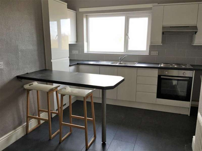 2 Bedrooms Flat for rent in Hildyard Row, Catterick Garrison, North Yorkshire