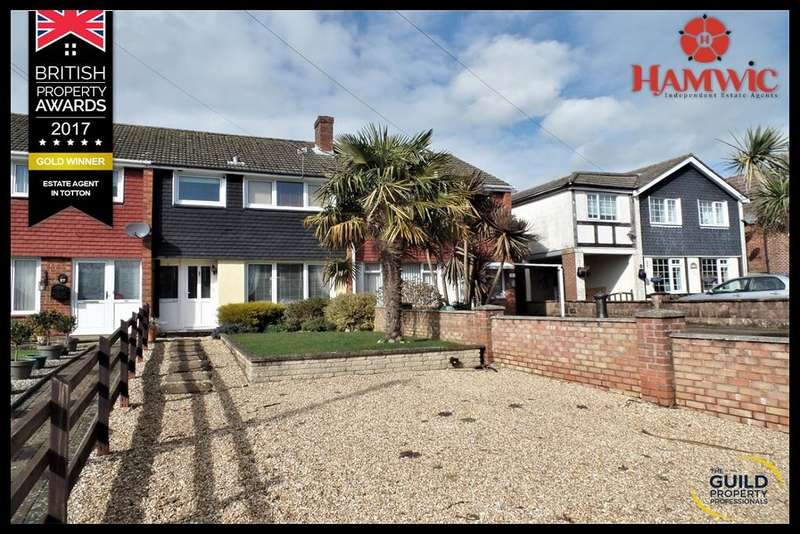 3 Bedrooms Terraced House for sale in Church Lane, Fawley, Southampton SO45