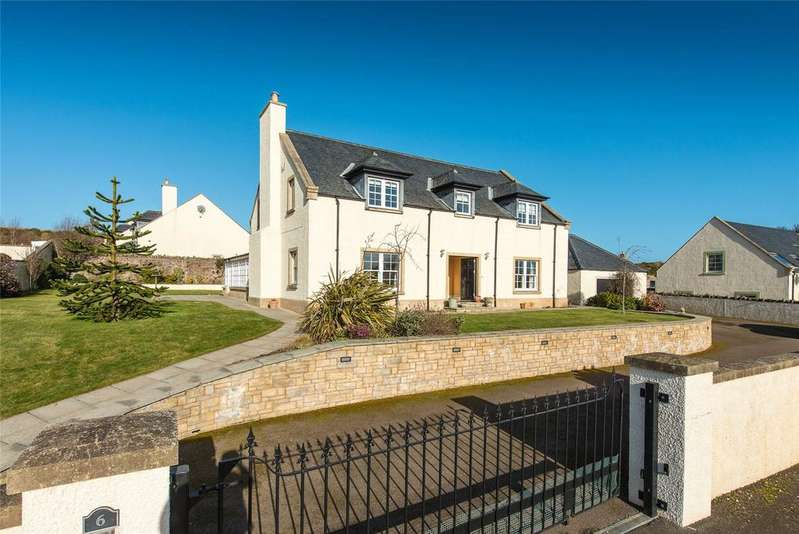 5 Bedrooms Detached House for sale in West Road, Whitekirk, East Lothian